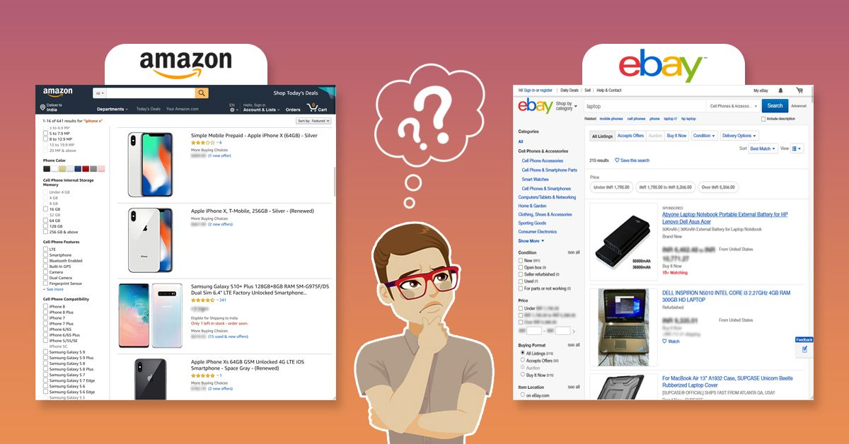 ebay merchant words